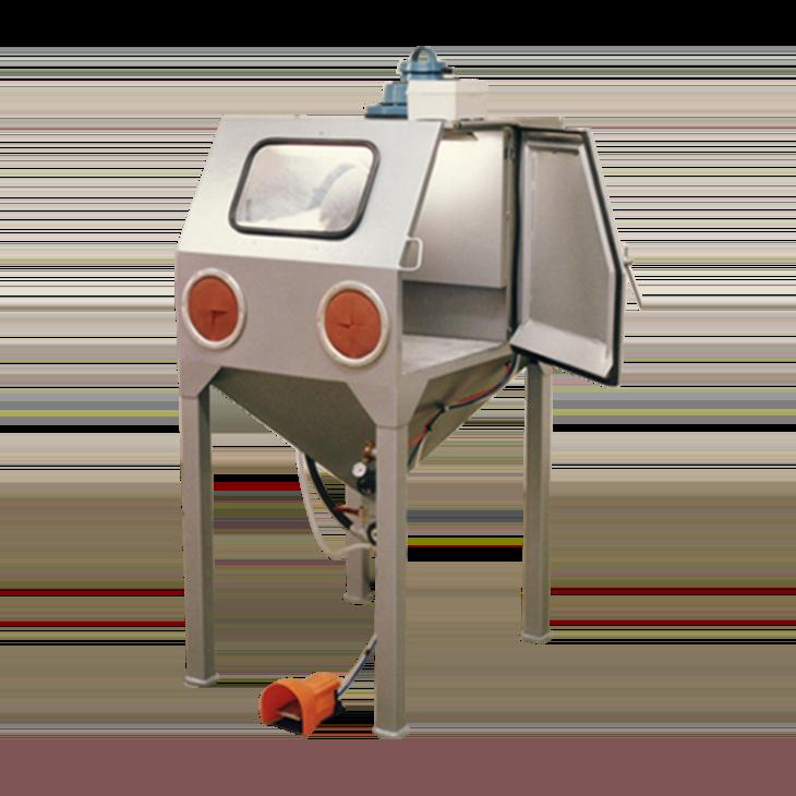 manual sandblasting cabinet D080