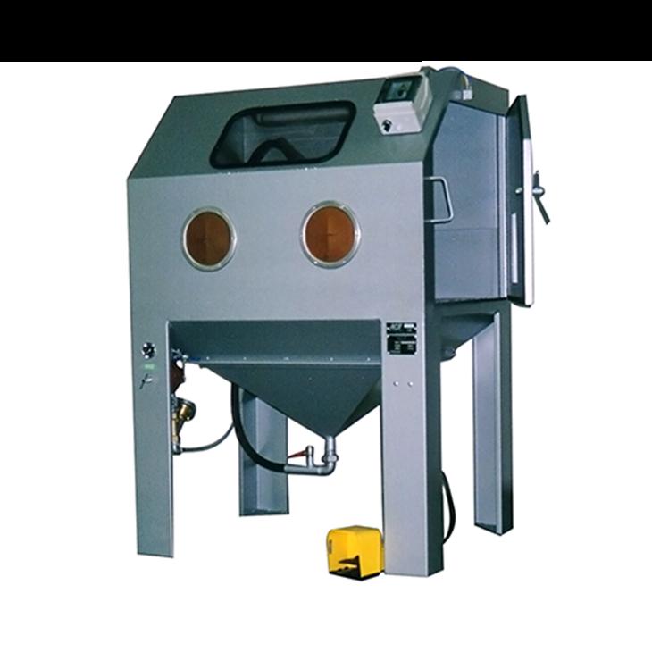 manual sandblasting cabinet D110