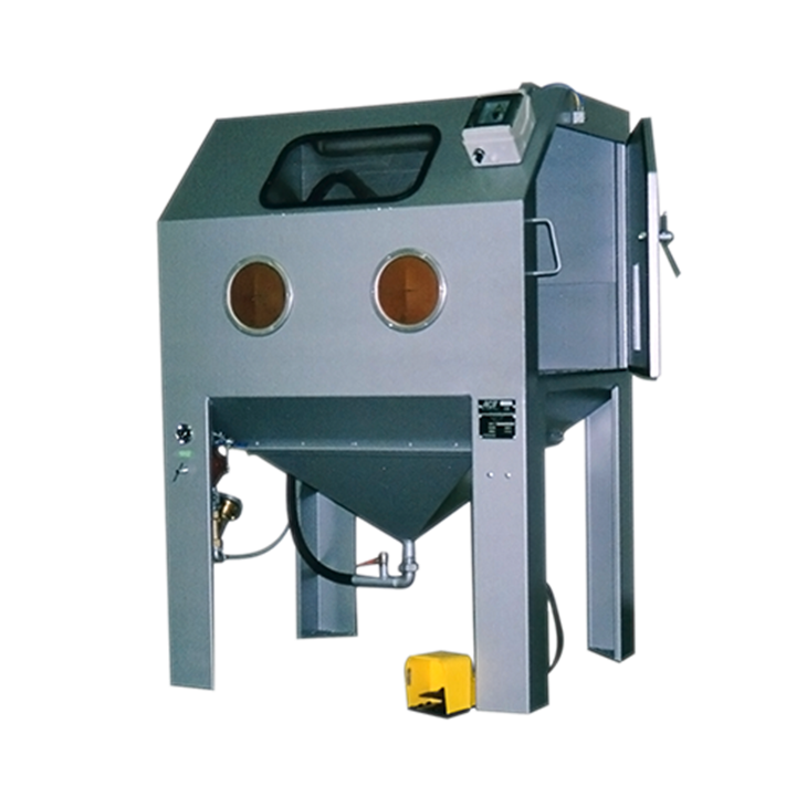 MANUAL SUCTION SANDBLASTING CABINET S110