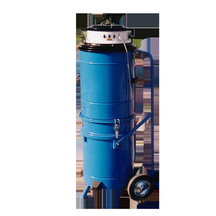 ABRASIVE BLASTING vacuum-cleaner-MISTRAL ACF FRANCE