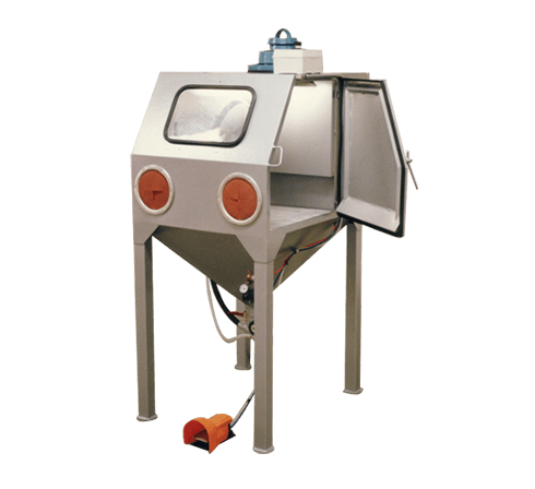 manual sandblasting cabinet d080 ACF