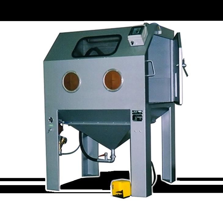 Cabine de sablage à manche D110 ACF