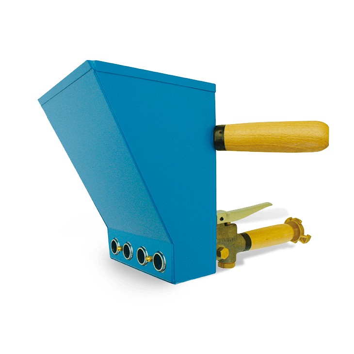 pneumatic render projector with 4 holes Projector 4