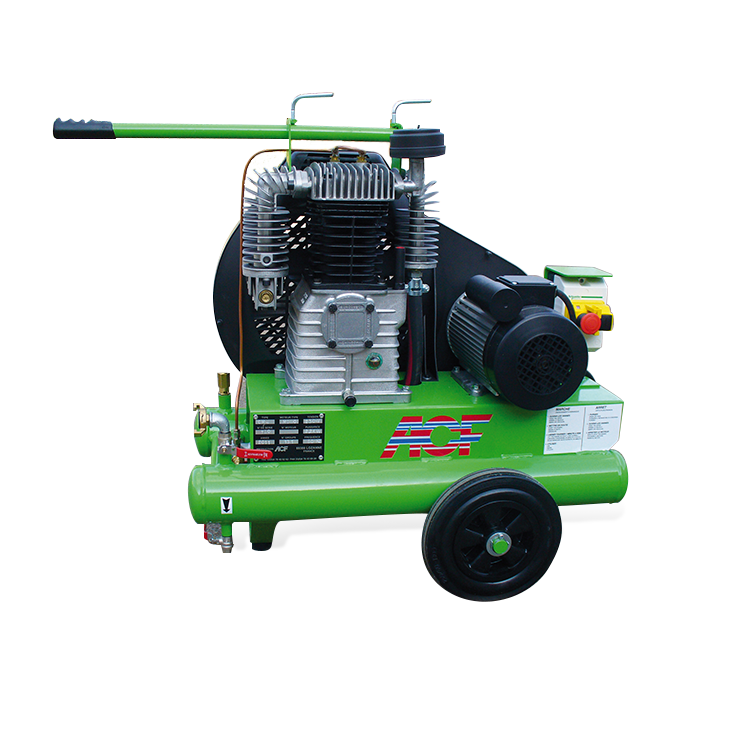compressor with 3 hp electric engine CM4