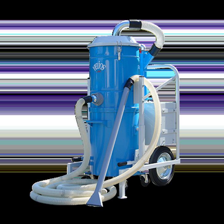 Vacuum cleaner - Helios ACF France