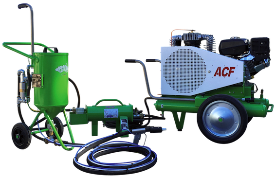 soda blaster maxi topolino 18 by ACF France