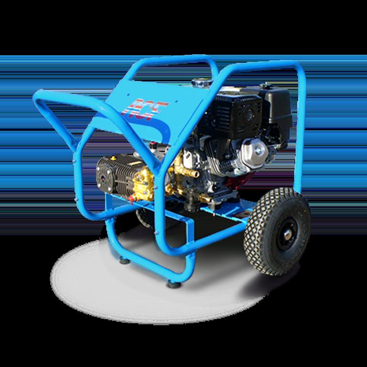 Nettoyeur haute pression électrique ou thermique hackel motoculture