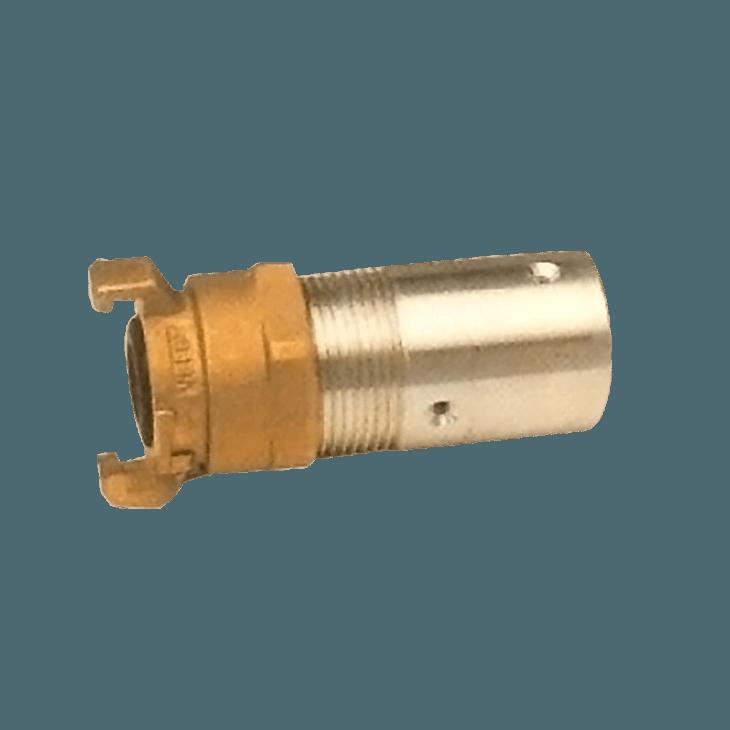 couplings for sanbblasting hose