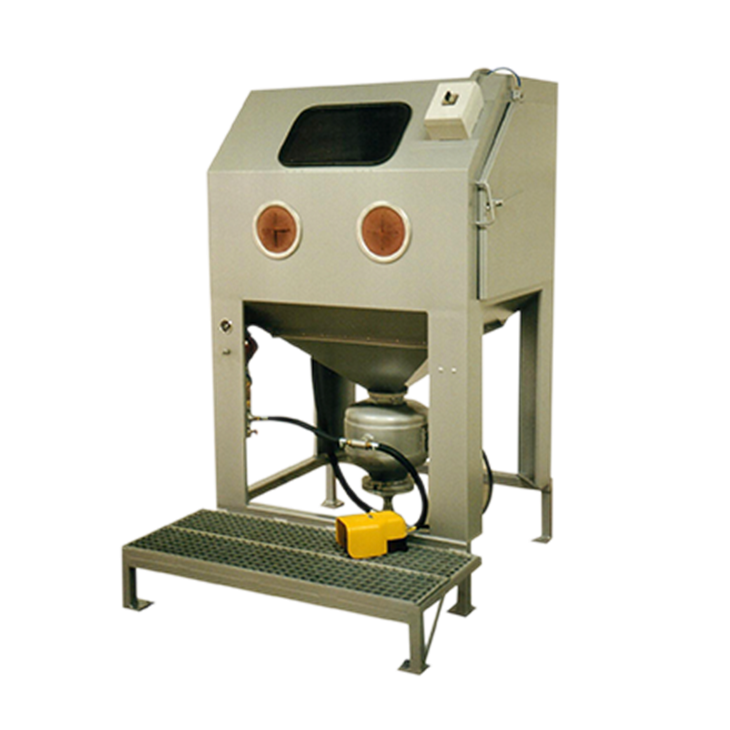manual sandblasting cabinet S110