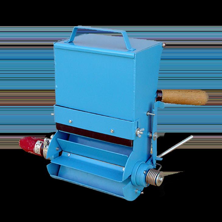 an ecological solution for hemp-based mortars spraying CHANVRIT