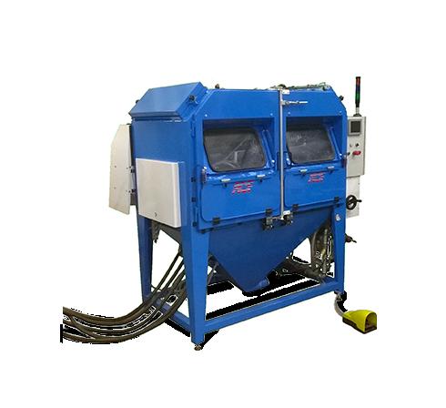 cabine de sablage machine spéciale ACF France