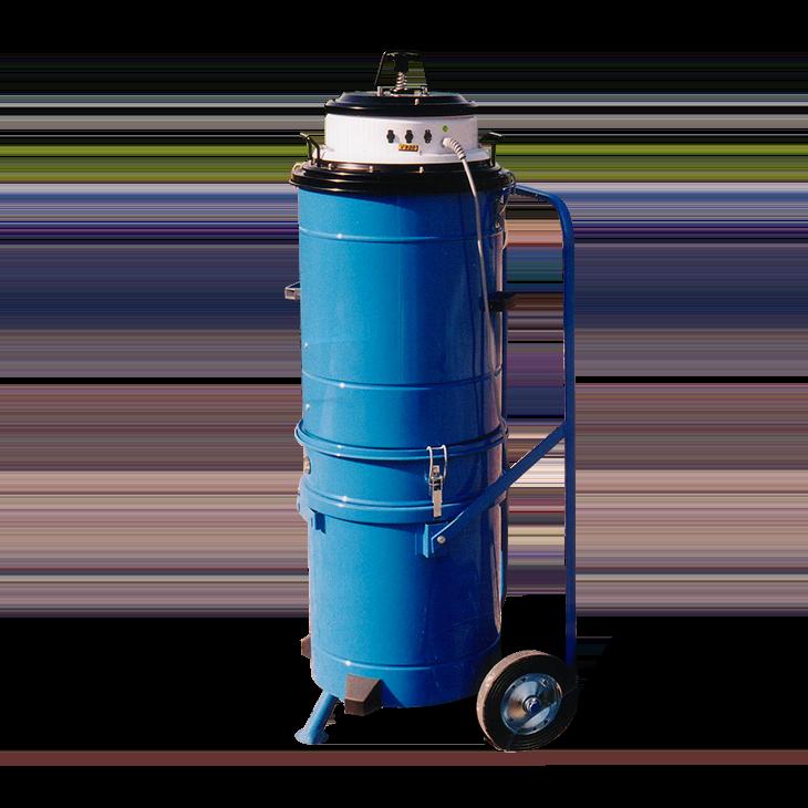 Mistral aspirateur récupération d'abrasif ACF