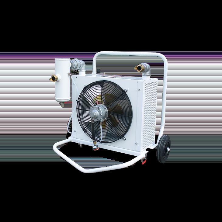 pneumatic air cooler ACF FRANCE