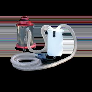 Gommage sans poussière kit d'aspiration sp18 ACF France