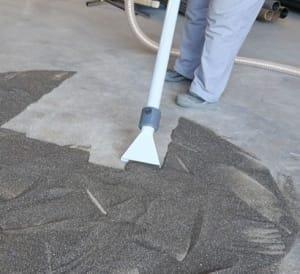 reécupération d'abrasifs avec Hélios