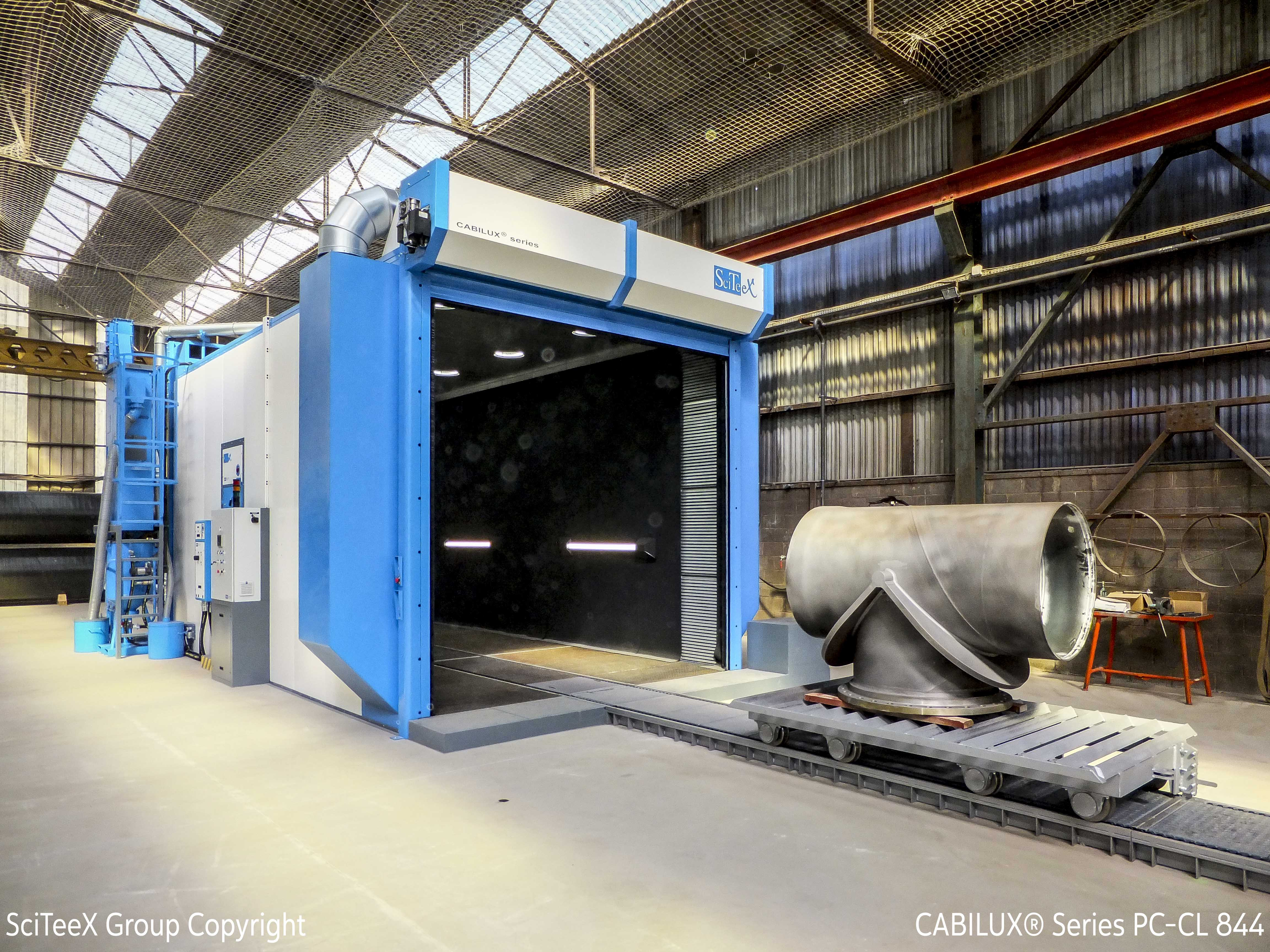 The Specialist Of Sandblasting Cabinet Manuel Or Automatic