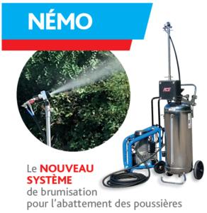 Brumisateur NEMO ACF