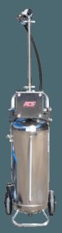Nebulizador industrial de alta presión dedicado a la eliminación del polvo en suspensión